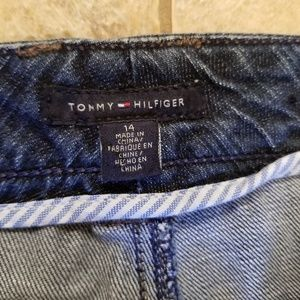 Tommy Hilfiger Jeans - Tommy Hilfiger Good Condition Boot Cut Blue Jeans